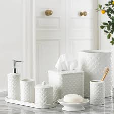 accessories for bath decor and sets