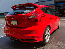 2013 ford focus st upgrades 2012 2017 ford focus roush high flow exhaust kit