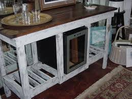 kitchen buffet table with wine cooler my wish list for buddy to