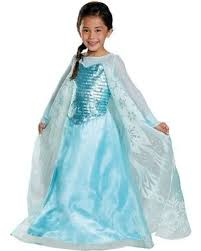 frozen costume here s a great deal on disney frozen elsa deluxe costume