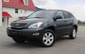 2006 lexus is 350 review suv review 2006 lexus rx 350 driving