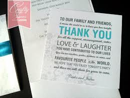wedding thank you wedding card malaysia crafty farms handmade wedding thank you