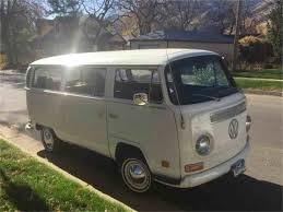 vw minivan 1970 1970 volkswagen bus for sale classiccars com cc 987286