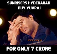 Funny Memes 2016 - 11 funny memes on ipl auction funazon