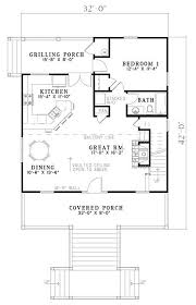 houseplans com discount code cabin style house plan 2 beds 2 00 baths 1400 sq ft plan 17 2356