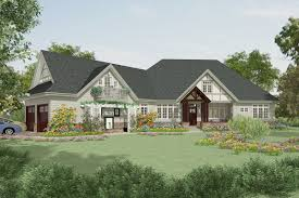 exciting traditional house plan with in law apartment 490013rsk