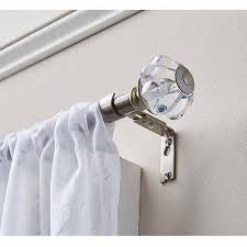 Drapery Knobs Better Homes And Gardens Clear Knob 5 8