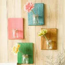 Wall Mounted Glass Flower Vases Murano Glass Vase Living Room Table Home Goods Decorative Vase