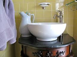 Period Bathroom Fixtures by Embracing Vintage Bath Tile In Budget Makeover