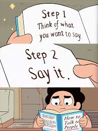 How To Say Meme - how to talk to people steven universe know your meme