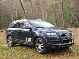 audi a7 suv 2013 audi q7 tdi suv gets all more powerful diesel