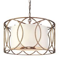 sausalito five light chandelier light double drum chandelier troy sausalito five light pendant on