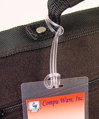 Business Card Luggage Tags Laminated Heavy Duty Plier Style Slot Punch For Security Id Laminating