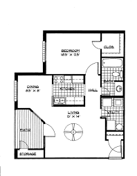 Cabin With Loft Floor Plans by Simple One Bedroom House Plans Inspired Sq Ft Indian Style