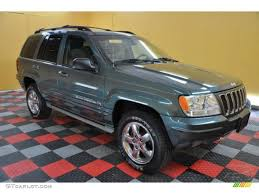 2003 jeep grand overland 2003 onyx green pearlcoat jeep grand overland 4x4