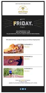 what does an amazon black friday email look like 211 best email templates and design tips from constant contact