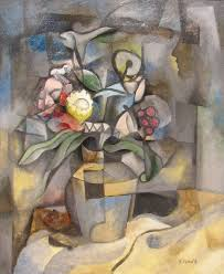 cubism flower painting 87 best cubist futurist abstract painting images on