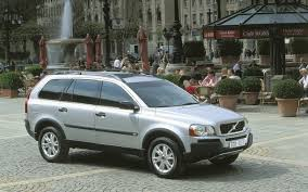 2003 xc90 volvo xc90 2 5т 2003 auto images and specification