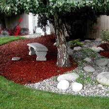 red mulch m u0026l hector lawncare
