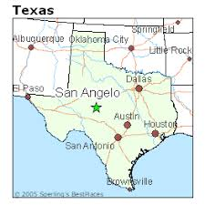 map of san angelo best places to live in san angelo