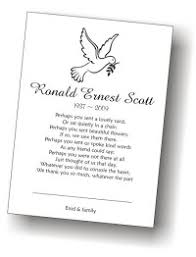 Funeral Stationery Verses And Hearses Funeral Stationery In Wheaton Aston