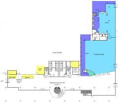 venue map perth concert hall