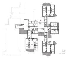 home plan architects gallery of residential and nursing home simmering josef