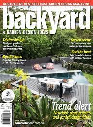 Backyard Garden Design Ideas Magazine Australia  Backyard And - Backyard and garden design ideas magazine