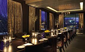 bourbon steak private dining room at the four seasons washington
