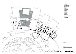 earth homes floor plans gallery of earth house jolson architecture interiors 7
