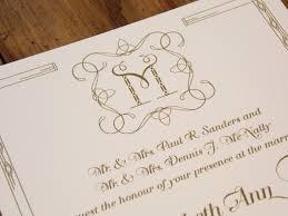 thermography wedding invitations mcnally wedding invitation njmj design