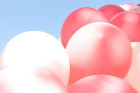 plastic balloons pink plastic balloons kreg steppe flickr