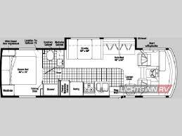 Itasca Rv Floor Plans by Used 2004 Itasca Sunova 30b Motor Home Class A At Lichtsinn Rv