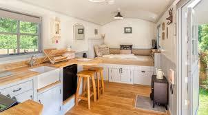 tiny home interior shepherd huts as tiny homes small house society