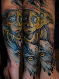 harry potter love u2013 a tattoo art u0027s gallery