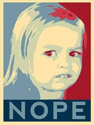 Chloe Little Girl Meme - nope chloe side eyeing chloe know your meme