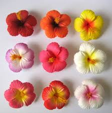 How To Make Flower Hair Clips - 100 hair accessories flower clips best 25 handmade hair