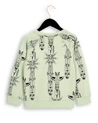 mini rodini totem sweatshirt little