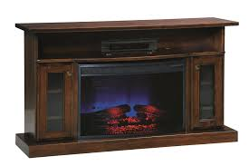 Tv Stand With Fireplace 49