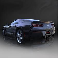 2014 corvette stingray exhaust corsa exhaust for c7 corvette stingray lg motorsports