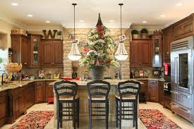 impressive decorating ideas for above kitchen cabinets catchy