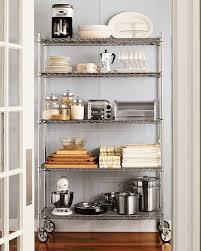 kitchen rack ideas brilliant metal racks for kitchen best 25 metal kitchen shelves
