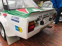 Fiat Abarth 131 Rally 1976 78 by Fiat131abarthrally