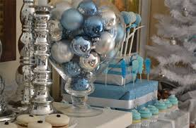 Silver And Blue Christmas Decorations Picture by Sweetdesigncompany Treats Sweet Design Company Christmas