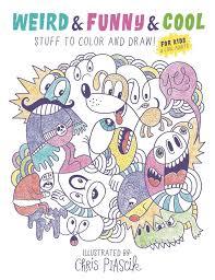 coloring book chris piascik
