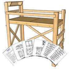 Free College Dorm Loft Bed Plans by Loft Bed Plans How To Build A Loft Frame For Dorm Bed Interior