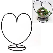 miniatures garden ornament hanging stand flower plant