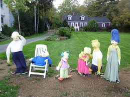 simpsons thanksgiving the mahone bay scarecrows u2013 change the code