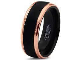 black wedding bands wedding rings ideas determining black wedding rings for you