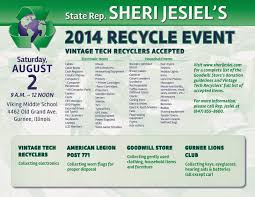 Goodwill Furniture Donation by Illinois State Representative Sheri Jesiel July 2014